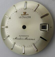 LeCoultre Master Mariner part champagne dial with silver markers 29 mm