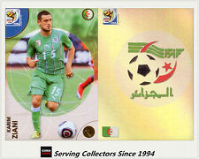 2010 Panini South Africa World Cup Soccer Cards Team Set Algerie (2)