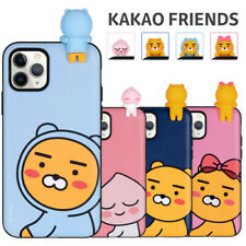Kakao Friends Figure Magnetic Door Bumper Case Galaxy Note20 Note20 Ultra Korea