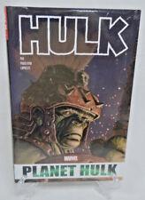 Hulk Planet Hulk Incredible Greg Pak Omnibus Brand New Factory Sealed $100