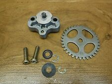 2004 YAMAHA TTR 125 TTR125  TTR125E OIL PUMP GEAR MOTOR ENGINE OEM STOCK CASE