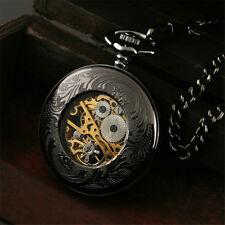 Luxury Engraved Silver Pocket Watch Best Man Usher Birthday Wedding Gift