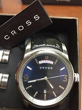 Cross Palatino Men's Watch and Cuff links set