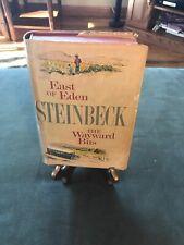 John Steinbeck EAST OF EDEN & THE WAYWARD BUS Book Club Edition