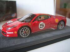 BBR (BBRC48) Ferrari 458 Challenge 2010 Limited 458 pcs 1/43