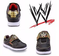 WWE Championship Belt Sneakers NeW Boy's size 1 Shoes Wrestlers New in Box