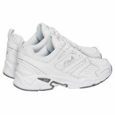 New Women's Fila Capture White Training/Running/Athletic Comfort Light Shoe NIB