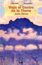 """Coleccion """"Clasicos Juveniles"""": Viaje al Centro de la Tierra (1999, Paperback)"""