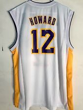 Adidas NBA Jersey LOS ANGELES Lakers Dwight Howard White sz L