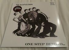 Madness - One Step Beyond HMV Exclusive Black & White Vinyl Record 2020 NEW!