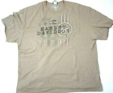 MENS Vintage 90s Harley Davidson T SHIRT SIZE 4XL MEDINA OH SHORT SLEEVE