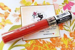 SEPHORA COLLECTION Cream Lip Shine Liquid Lipstick #08 Red Potion 0.169 fl. oz