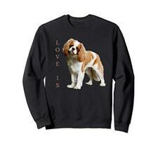 More details for cavalier king charles spaniel shirt men women love gift tee sweatshirt