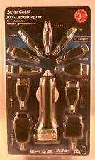 KFZ Ladestecker mit 11 Adaptern