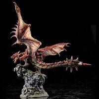 Monster Hunter Capcom Figure Builder Creators Model Fire Dragon Rioleus  Reissue