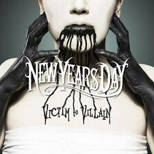 Victim To Villain - New Years Day (2013, CD NIEUW)