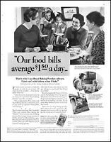 1935 Mrs Herman Swoboda Vermont Royal Baking Powder vintage photo print ad L71