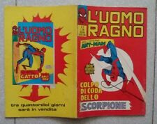 L UOMO RAGNO N 23 CORNO 1971