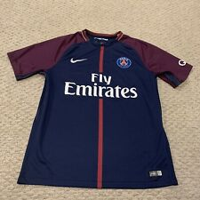 Paris Saint-Germain Nike Dri-Fit Soccer Jersey Mens Medium