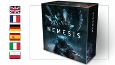 Nemesis board Game Kickstarter game w/Stretch Goals + Medic