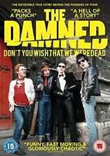 The Damned Dont You Wish That We Were Dead [DVD]