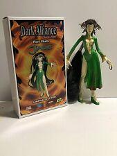 Dark Alliance First Shots JADE Chaos Comics Art Asylum Action Figure NEW,Limited