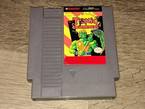Toxic Crusaders Nintendo Nes Cleaned & Tested Authentic