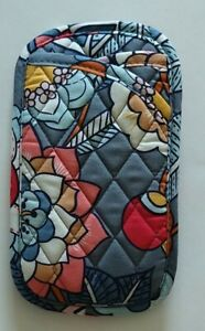 NWT Vera Bradley Double Eye Case Eyeglasses Quilted Cotton in Tropical Evening