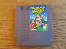 Wario's Woods pour NES Nintendo