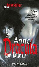 """[246] ECONOMICA TASCABILE ed. Fanucci 1997 n.  52 Newman """"Anno Dracula"""""""