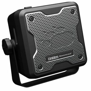 Uniden BC15 Bearcat External 15W CB Radio/Scanner Speaker Midland Cobra Galaxy