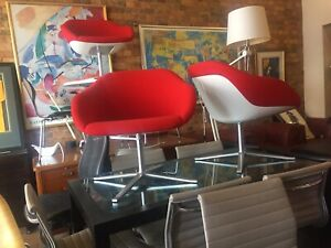 Walter Knoll Turtle Chairs
