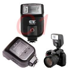 YinYan CY-20 Hot Shoe Flash Sync Port For Canon  Nikon Pentax  DSLR Camera