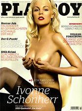 Playboy Oktober/10/2008   Ivonne Schönherr & Alena Gerber*