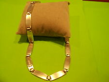 Schöne Kette 925er Silber Marke Esprit Halsschmuck Silbercollier Silberkette