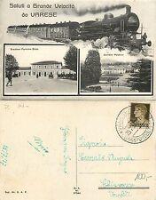 Saluti a grande velocità da Varese (stazione ferrovie..) (R-L 080)