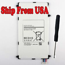 """T4800E Battery +Tools For Samsung Galaxy Tab Pro 8.4"""" SM-T325 T320 T321 Replace"""