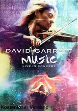 David Garrett Music Live in Concert