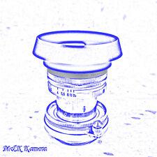 Lens adapter 36.5 to 39mm for Leica Leitz Summitar filter hood 50mm f/2.0 lens