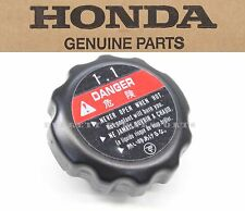 New Genuine Honda Radiator Cap VT ST GL VF NX PC VFR Many Bikes (See Notes)#T101