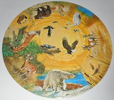 ~~LAST CHANCE ON EARTH~~1967 Vintage Springbok Circular Jigsaw Puzzle~COMPLETE
