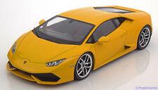 1:18 Kyosho Lamborghini Huracan LP610-4 2014 yellowmetallic
