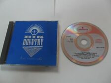 Big Country - The Crossing (CD) Germany Pressing