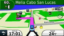 2018 Mexico car navigation map set for Garmin GPS on MicroSD card