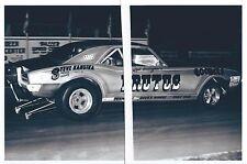 "1960s Drag Racing-""BRUTUS""-Lew Arrington's 1967 Firebird Funny Car-Cecil County"