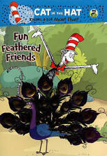 THE CAT IN THE HAT KNOWS A LOT ABOUT THAT:  FUN FEATHERED FRIENDS MARTIN SHORT