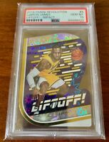 LEBRON JAMES 2018 Panini Revolution Liftoff! Impact PSA 10 Gem Mint Lakers SP