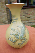 "Lladro   ""Dragon Vase""    #4690"