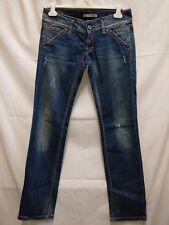 jeans donna Fornarina cotone legg. elasticizzato taglia 44