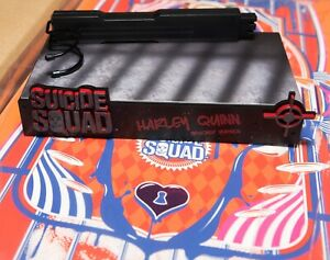 Hot Toys Suicide Squad Harley Quinn Prisoner Figure Stand Prison Bed 1/6th scale